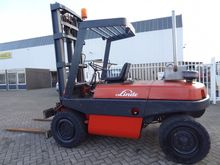 Used 1982 Linde H70D