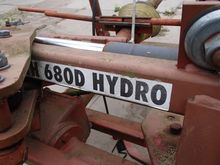 Used Fella 680D hydr