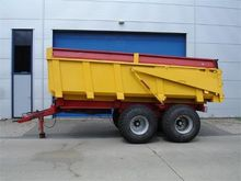 Used Peecon 12ton in