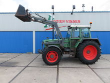 Used 1990 FENDT 312