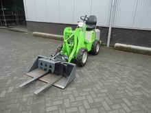 Allcat mini shovel, mini loader