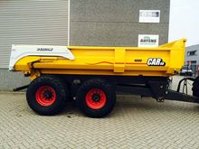 2008 Peecon Cargo 16000 GD160 G