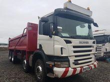 Used 2007 Scania P38