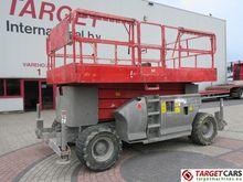 2002 JLG 4394RT Diesel 4x4 Scis