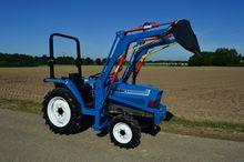 Used Iseki TA215 4WD