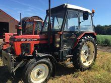 1991 Zetor 7711 Marge tractor
