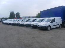 2015 Peugeot Partner 850 1.6HDI