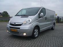 2008 Opel Vivaro 2.5 CDTI L2H1/