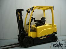 Used 2013 Hyster J2.