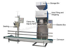 AZEUS Fish Feed Packaging Machi