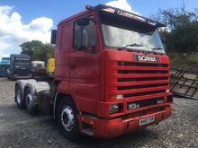 Used 1994 Scania 113