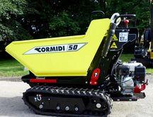 2016 Cormidi C6.50 500kg tracke