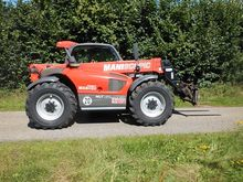 Used 2009 Manitou ML