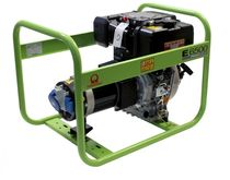 2016 Generator Pramac E6500 Yan