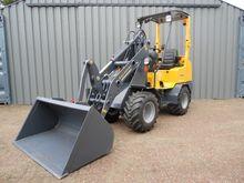 Eurotrac W11 Mini-shovel / Wiel