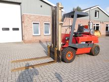 Used Linde h 40 d in