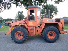 Used Hanomag mf 33 c