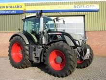 Used 2015 Fendt 720