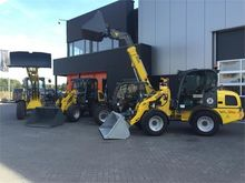 2014 Wacker WL-Serie en TH522