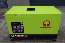 2016 Generator Pramac GBW15 Yan