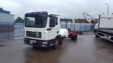 2008 MAN Chassis Cab