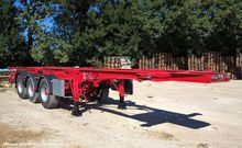 GT TRAILERS 30 PIEDS extensible