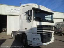 Used DAF XF105 in Do
