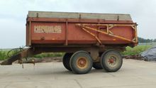 Used Bijlsma 8 ton/6