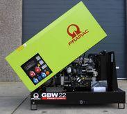 2016 Pramac aggregaat GBW22 Yan