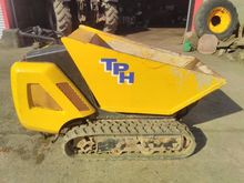 JCB High Tip Tracked Dumper