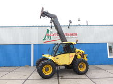 2002 NEW HOLLAND VERREIKER LM43