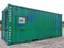 2005 Cymasa 500KVA Silent (DEUT