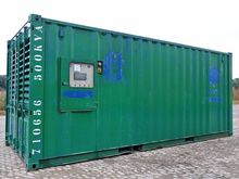 Used 2005 Cymasa 500
