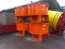 2016 Agrimax BM800 betonmixer P