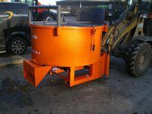 2016 Agrimax BM800H betonmixer