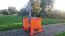 2016 Agrimax BM800SL betonmixer