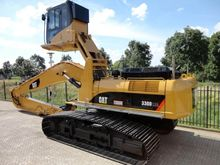 2007 Caterpillar 330DL long rea