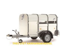 Ifor Williams P6G 153 hoog