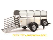 Ifor Williams P8G 121 hoog