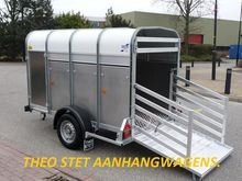 Ifor Williams P8G 153 hoog