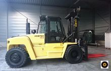 Used 2014 Hyster H16