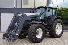 2013 Valtra T153 Hitech Lux + Q