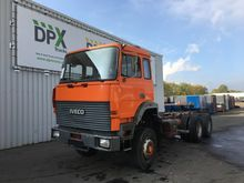 1992 Iveco 330-36 6X4 CHASSIS |