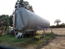 Used beertank mestta