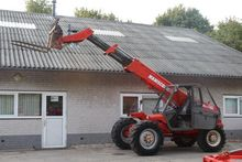 Used Manitou MT 927