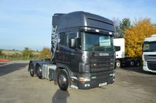 Used 2003 Scania 6X2