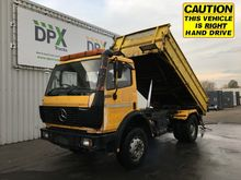 1995 Mercedes-Benz 1820 4X4 KIP
