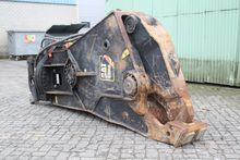 Caterpillar Hydraulic Scrap Met