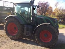 Used 2016 Fendt, 516