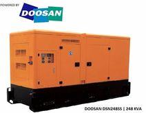 Used 2017 Doosan DSN